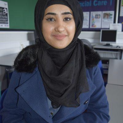 Ruqia Bi - Access to HE student