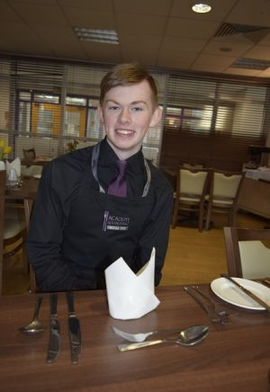 Charlie Mason - L3 hospitality