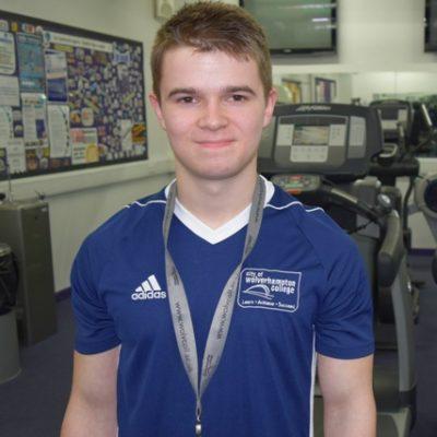 Sports Student Joshua Till