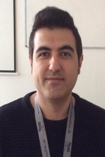 Tooraj Hayati - ESOL