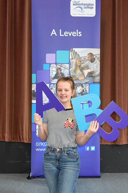 A Level Student Ellie Mann