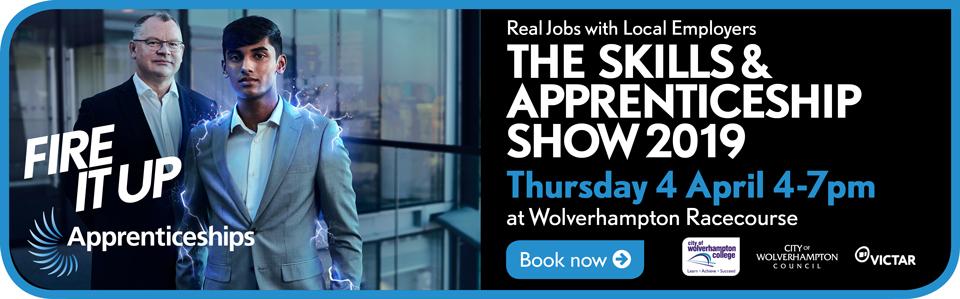 The Skills & Apprenticeship Show 2019