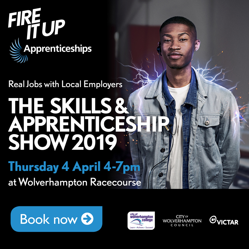 The Skills & Apprenticeship Show 2019