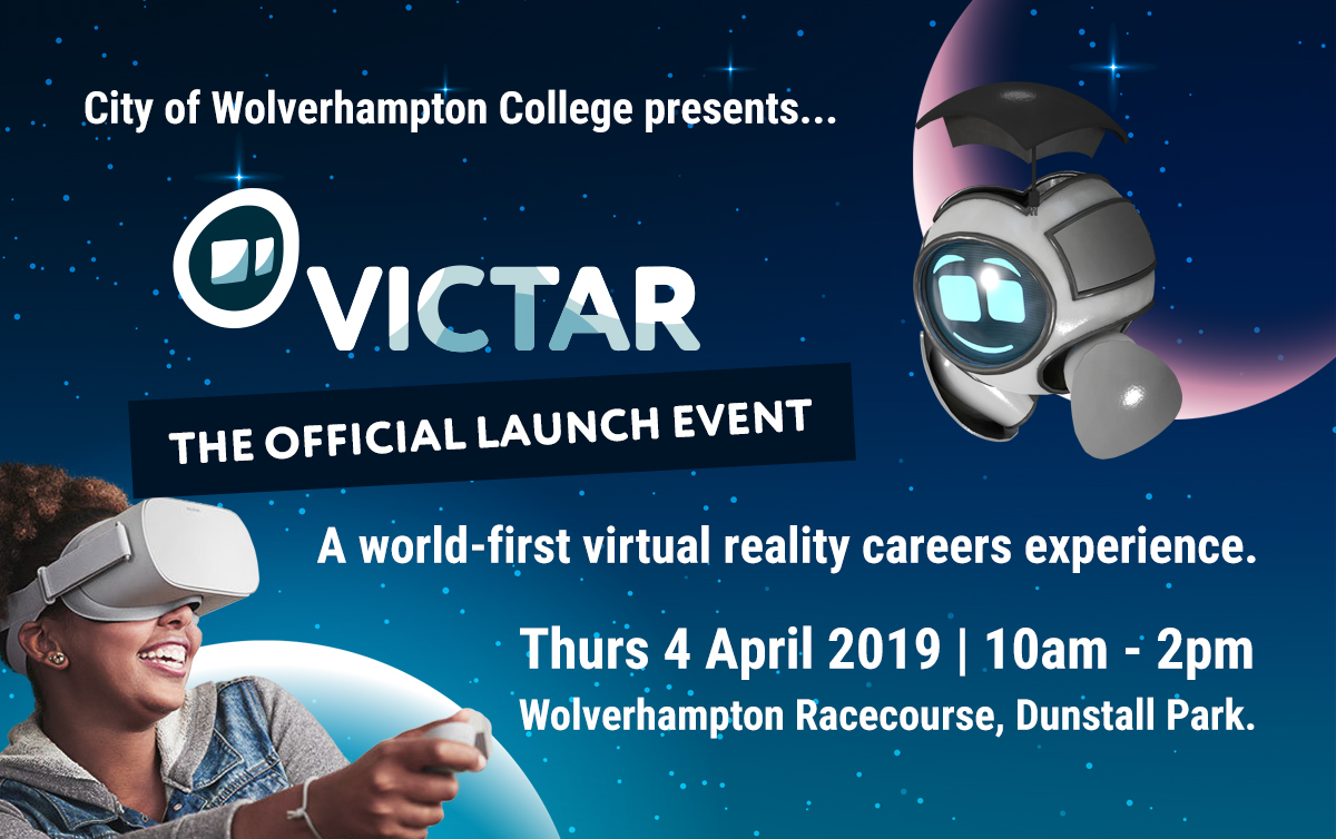City of Wolverhampton College VICTAR launch