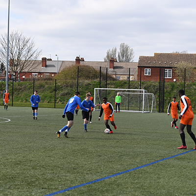 3G Football Pitch - City of Wolverhampton College