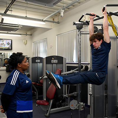 Students Gym - City of Wolverhampton College