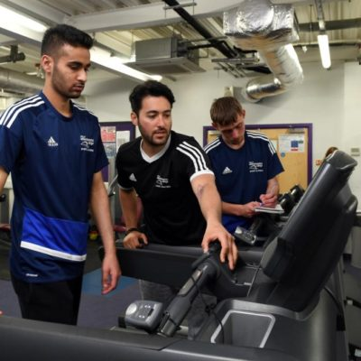 Treadmill - City of Wolverhampton College