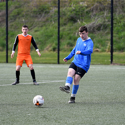 WolvColl Football Pitch