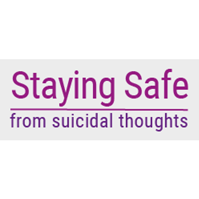 Staying Safe from suicidal thoughts