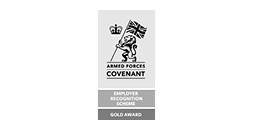 Gold Employer Recognition Scheme Award 2020