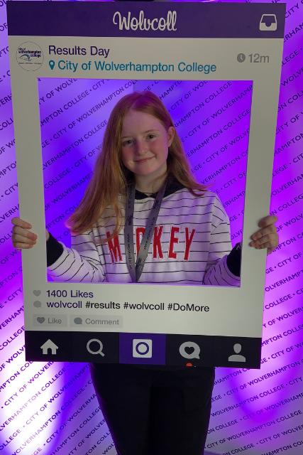 GCSE Student Elizabeth