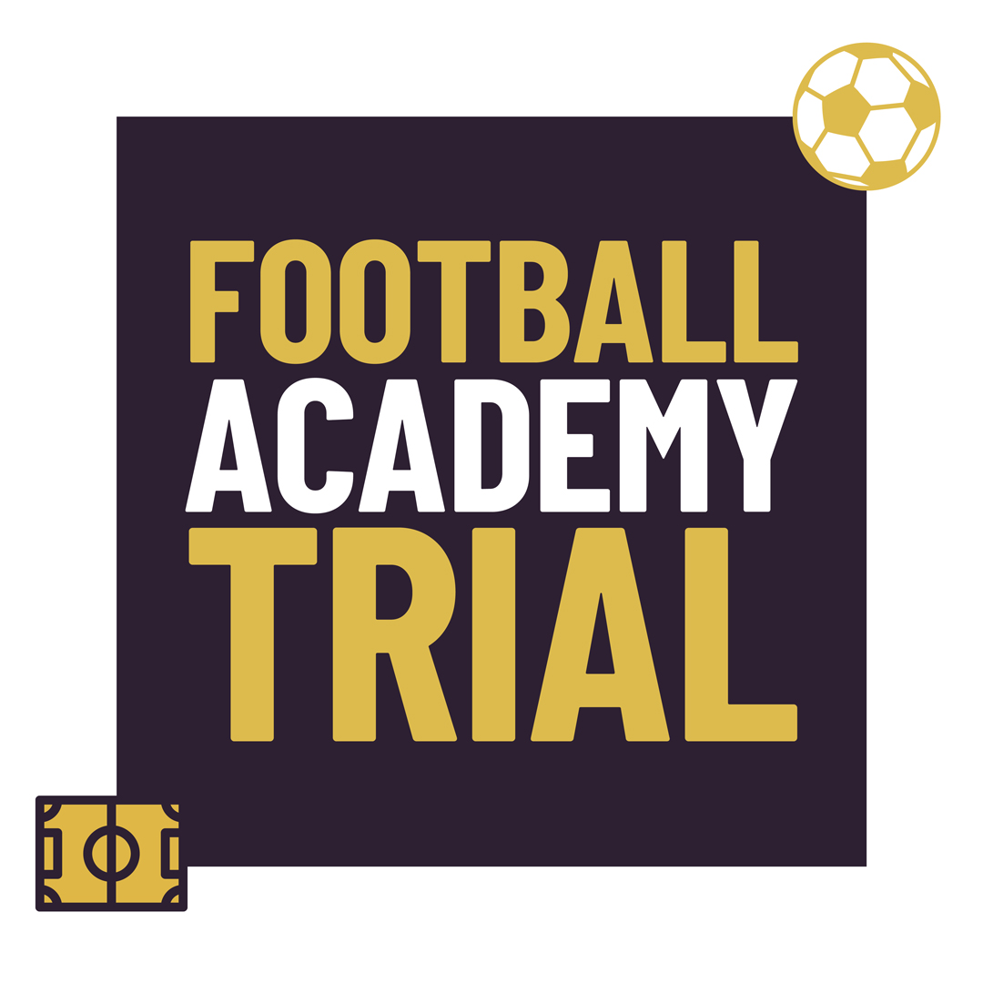 Football academy trial